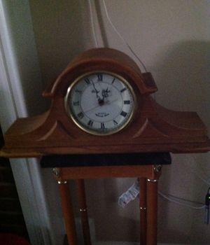 Used, Quartz Westminster chime mantel clock for Sale for sale  Powder Springs, GA