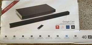 Vizio smartcast sound bar speaker for Sale in Frisco, TX