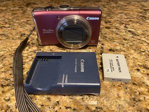 Cannon digital camera for Sale in Des Plaines, IL