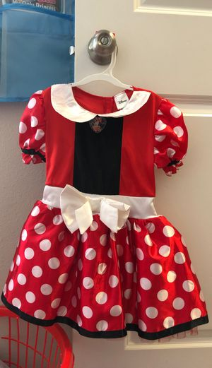 Minnie Mouse costume for Sale in Ruskin, FL