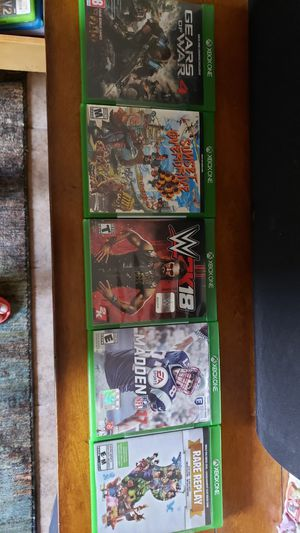 Xbox One Games for Sale in Land O' Lakes, FL