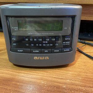 Alarm Clock / Radio for Sale in Gresham, OR