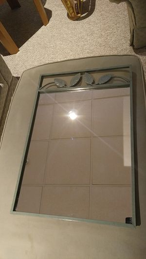 Wall Mirror in Verdigris Green for Sale in Rehoboth, MA