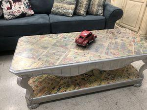 Comic book antique table Audrey Sad Sack Richie Rich Gasper accent table for Sale in Homestead, FL