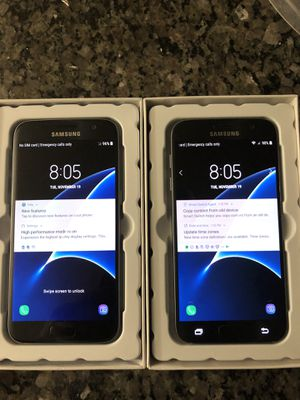 Samsung S7 (unlocked) for Sale in Germantown, MD