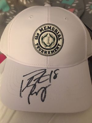 Peyton Manning signed hat for Sale in Dublin, OH