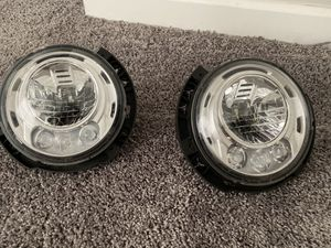 Jeep Wrangler LED headlights for Sale in Virginia Beach, VA