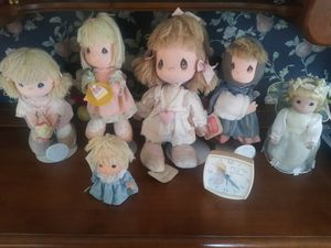 Precious moments dolls for Sale in North Smithfield, RI