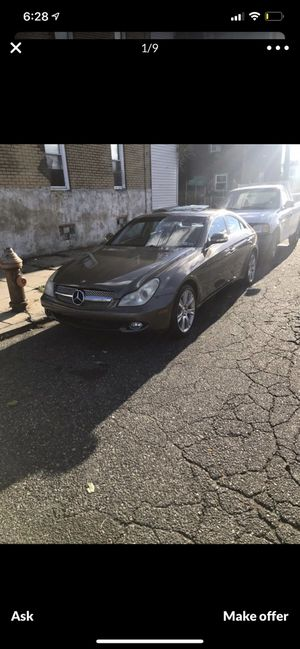 2007 Mercedes-Benz CLS500 for Sale in Philadelphia, PA