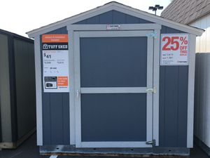 Tuff Shed. 8x12 Ranch for Sale in Sterling Heights, MI