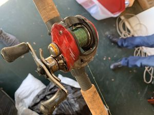 Bass pro shop tourney special fishing reel and rod! for Sale in Naperville, IL
