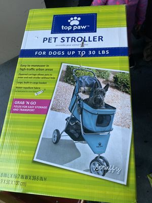 dog stroller for Sale in Federal Way, WA