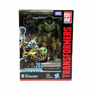 Transformers Studio Series #26 WWII Bumblebee Deluxe Class Action Figure for Sale in Los Angeles, CA
