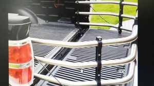 """For small truck. 48"""" OEM pick-up bed extender rack, sturdy, heavy duty, one piece stainless steel pipes. for Sale in San Antonio, TX"""
