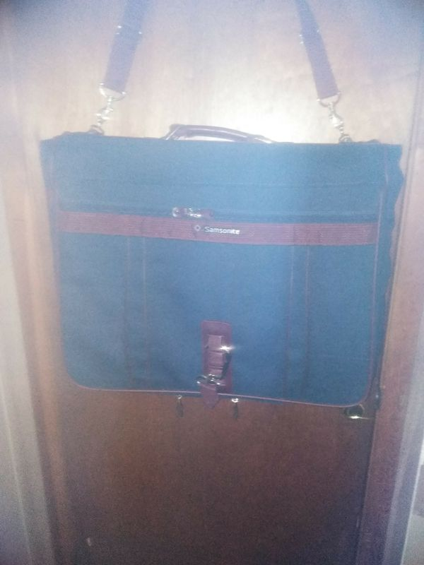 Samsonite garment travel bag