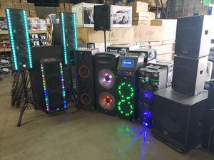 Bluetooth speakers for Sale in Santa Monica, CA