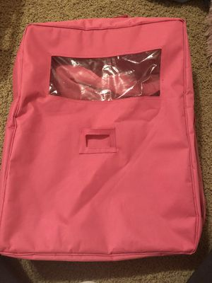 Carrying case for American Girl dolls for Sale in Edmond, OK