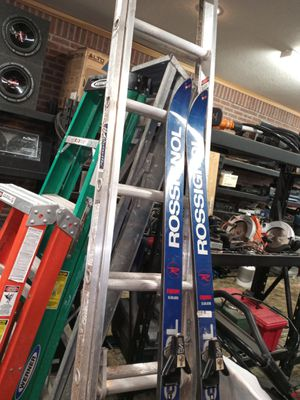 Sawzall ladder and battery charger for Sale in Wichita, KS