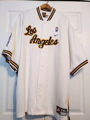 Vintage LA Lakers Warm Up Jacket for Sale in New York, NY
