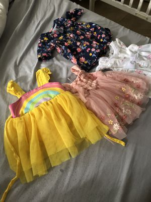 baby girl clothes for Sale in Miami, FL