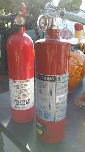 Fire extinguishers for Sale in Modesto, CA