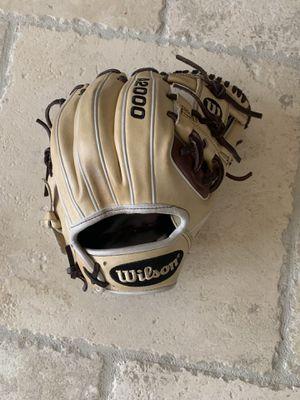 Wilson A2000 11.5 Inch Baseball Glove for Sale in North Massapequa, NY