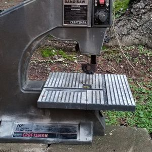 """Craftsman 10"""" Motorized Band Saw for Sale in Covington, WA"""
