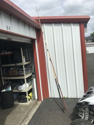 Two 12 foot fishing poles for Sale in Vancouver, WA