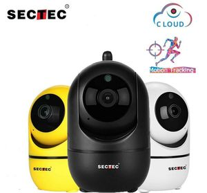 SECTEC 1080P Cloud Wireless AI Wifi IP Home Security Camera with Auto Tracking for Sale in North Miami Beach, FL