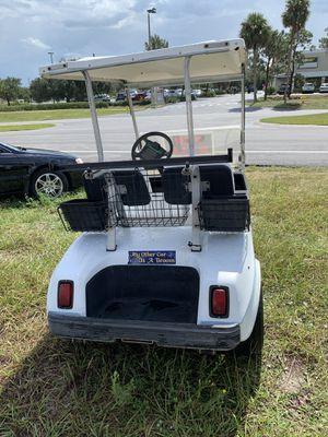 99 club car golf cart for Sale in Sebastian, FL