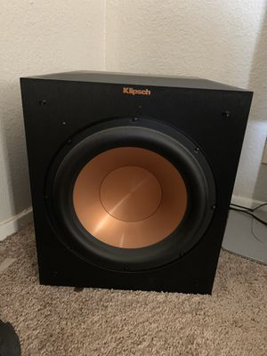 Klipsch 12 inch subwoofer for Sale in Norco, CA