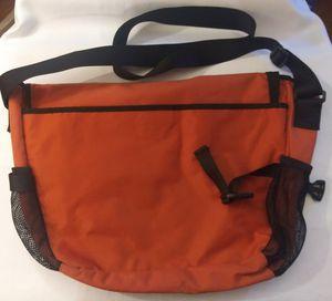 Gap Messenger Bag Man Orange Color for Sale in Queens, NY