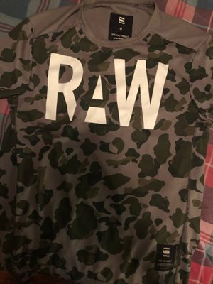 G Star Raw Camo Knit Jersey T Shirt for Sale in Chicago, IL