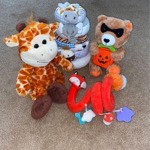 Baby Stuffed Animals for Sale in Jefferson, GA