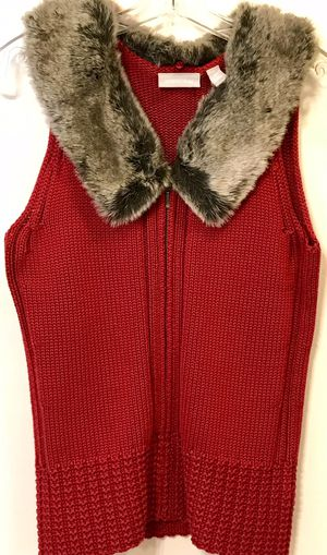 Nordstrom's Sweater Vest In Size Small for Sale in Redmond, WA
