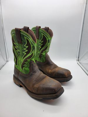 Men's Ariat Work Boots Size 8.5 for Sale in Pico Rivera, CA