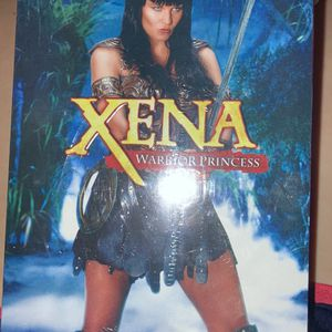 Xena Warrior Princess DVD Series for Sale in St. Louis, MO