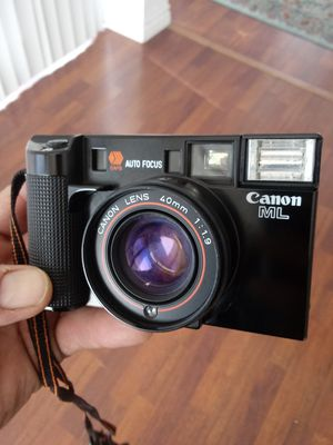 Canon AF 35 ML 40mm f1.9 PERFECT! for Sale in Montclair, CA
