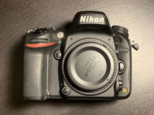 Nikon d600 for Sale in San Francisco, CA