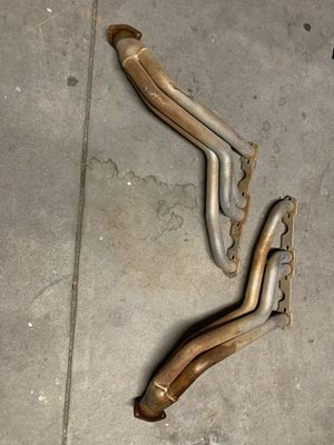 Small Block Chevy Fat Fendered Fenderwell Headers for Sale in Los Angeles, CA