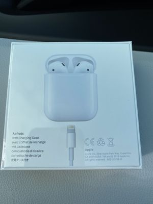 AirPod 2nd generation new FIRM PRICE DO NOT OFFER! for Sale in San Jose, CA