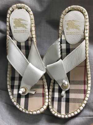 Authentic Burberry size 37 (6.5/7) for Sale in Detroit, MI