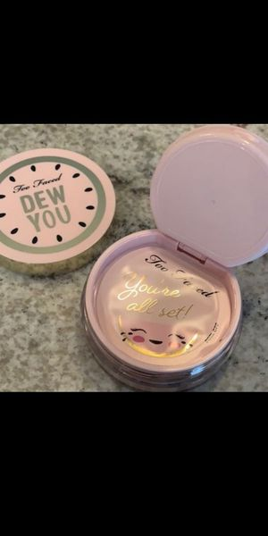 Too faced DEW YOU free! for Sale in Long Beach, CA