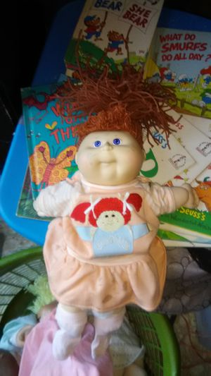 Vintage Cabbage patch doll for Sale in Deville, LA