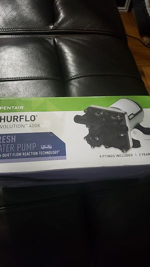 Shurflo 4008 -171-E75 fresh water pump for Sale in Silver Spring, MD