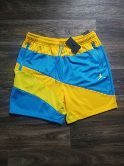 Nike Air Jordan Jumpman Wave Tricot Shorts Mens Size XLarge CV7320 482 XL New for Sale in North Las Vegas,  NV