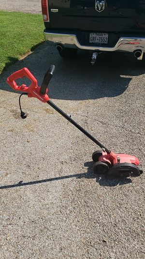 Craftsman corded edger for Sale in Longview, TX