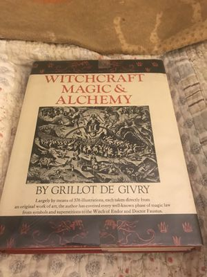 Witchcraft magic & alchemy for Sale in McHenry, IL