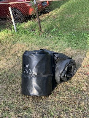 "8""ft drop tarps $300 a set for Sale in Houston, TX"