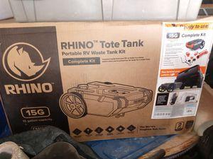 RHINO 15 G. RV WASTE TANK for Sale in Tucson, AZ